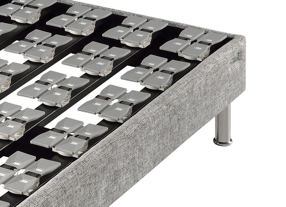 sommier fixe somplots par technilat. Black Bedroom Furniture Sets. Home Design Ideas