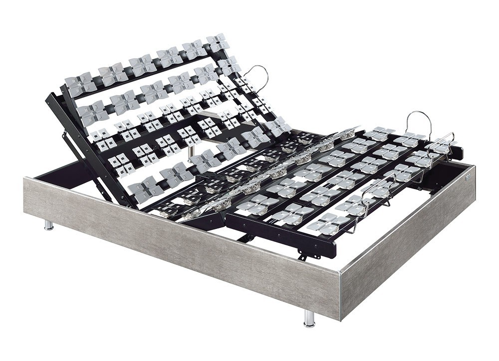 Mono plots Adjustable bed base