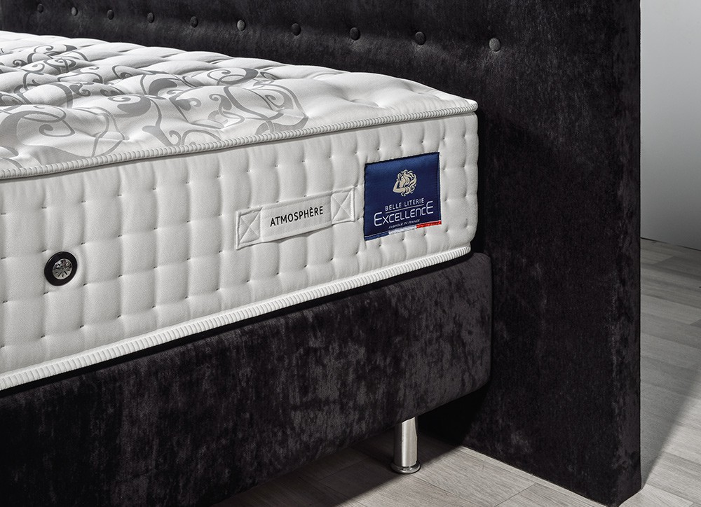 matelas deauville par technilat. Black Bedroom Furniture Sets. Home Design Ideas