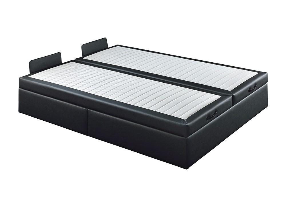 sommier coffre but best lit king size conforama trendy dco conforama lit coffre x paris but. Black Bedroom Furniture Sets. Home Design Ideas