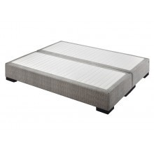 Grey Deco Ressorts Fixed Bed Base