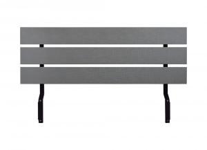 Lisse 3 pans Headboard